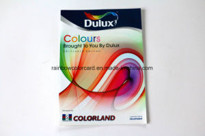 Customized Colorland Series Printing Paint Color Catalog pictures & photos