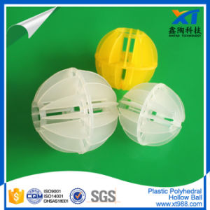 Plastic Polyhedral Hollow Ball Random Packing pictures & photos