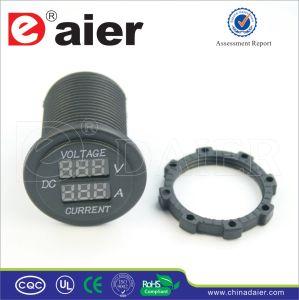 Daier Digital Ammeter&Voltmeter Power out Car 12V DC Socket pictures & photos
