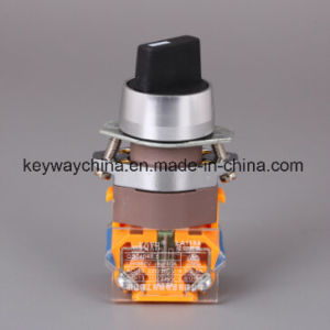 Dia22mm-La118ax Position Push Button Switch, Black, Red, Green Colors, 6V-380V Voltage pictures & photos