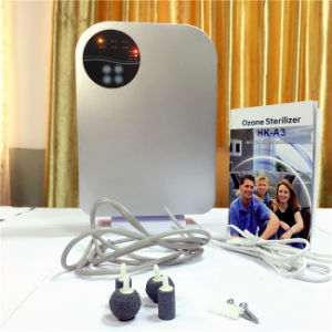 400mg/H Domestic Ozone Machine Ozone Generator Ozonizer HK-A3 pictures & photos