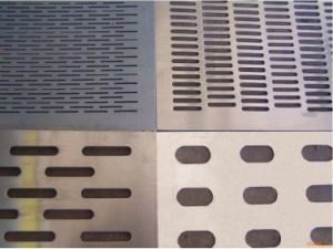 China Supply High Quality Perforated Metal Mesh with ISO 9001 Certificate pictures & photos