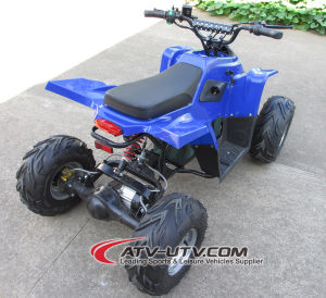 Best Selling Shaft Drived 48V Electrical ATV with Brushless Motor pictures & photos