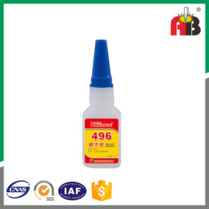 Dy-496 Instant Adhesive Sticker Adhesive Glue pictures & photos