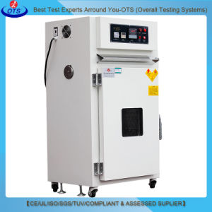 Electric Industry Small Precision High Temperature Vacuum Drying Oven pictures & photos