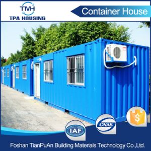 ISO Certificate Modern Design Steel Frame Container House in Home Design pictures & photos