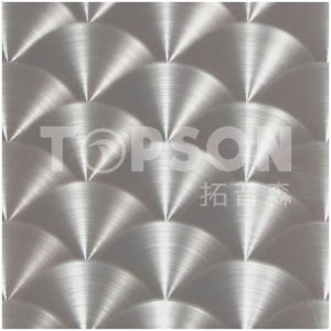 New Design 201/304 Decorative Laser Stainless Steel Sheet pictures & photos