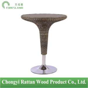PE Rattan Weaving Bar Table PT-05