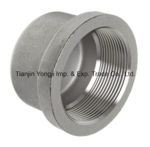 Stainless Steel Pipe Fitting End Caps pictures & photos