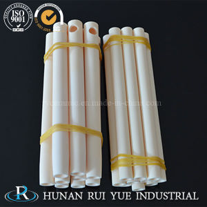 99% Alumina Ceramic Tubes and Square Rods pictures & photos