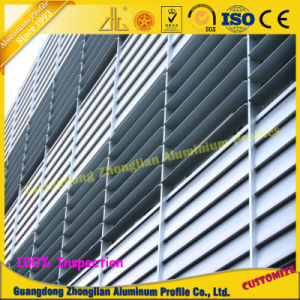 Customized Aluminum Extrusion Profile for All Kinds of Blinds pictures & photos