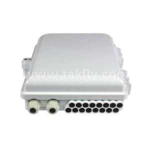 Waterproof Outdoor IP65 16 Port Fiber Terminal Box pictures & photos