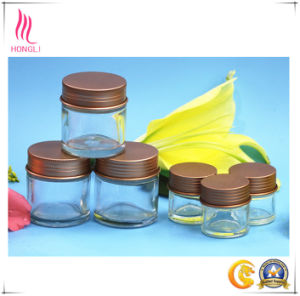 180g/300ml Top Great Glass Cosmetic Jar Facial Mask Bottle pictures & photos