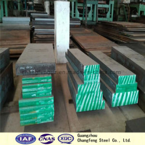 Plastic Mould Steel Die Steel 1.2738/P20+Ni Alloy Steel pictures & photos