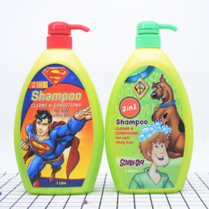 2-in-1 Superman Shampoo & Conditioner for Soft Shiny Hair and Skin pictures & photos