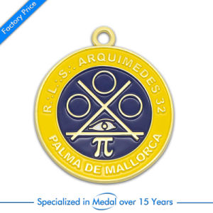 Cheap Copper Sport 2D Football/Soccer Medal for Port United pictures & photos