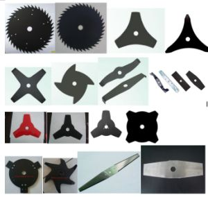 Different Type Mower Blade&Brush Cutter Blade for Grass pictures & photos