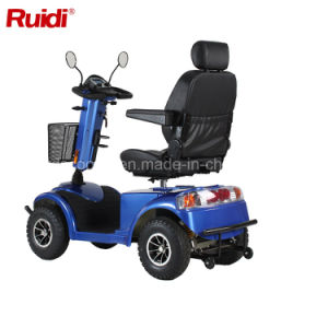 4 Wheels Disabled Scooter Electric Wheel Chair Ce Mobility Scooter pictures & photos