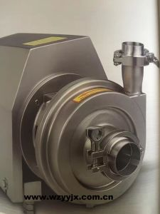 Sanitary Centrifugal Pump pictures & photos