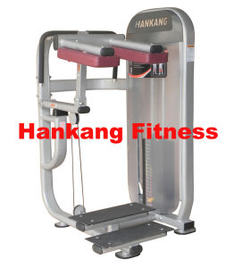 Gym Equipment, Body Building, Hammer Strength, Multi-Jungle (Sample 12-Stack V-Shape) (HP-3044) pictures & photos
