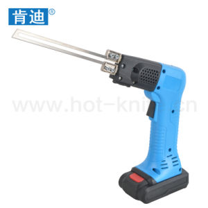 Air-Cooling Cordless Handheld Hot Knife Foam Cutter