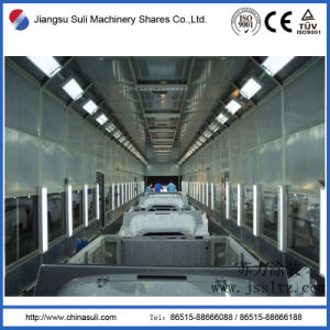China High Quality Car Paint Coating Line pictures & photos