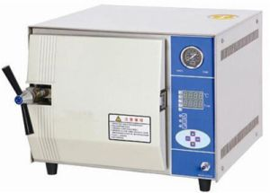 Digital Display Dental Autoclave with Drying Function pictures & photos
