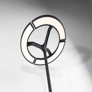 Modern Dimmable Flexible LED Floor Lamp with Bluetooth Speaker pictures & photos