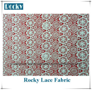 Water Soluble Lace Fabric with High Quality