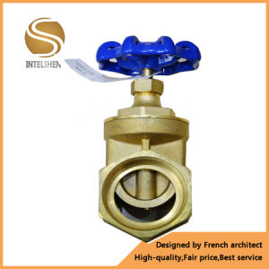 3/4 Inch Brass Stop Valve pictures & photos