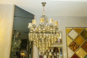 Hotel Lobby Hanging Chandelier Crystal Lighting (ka241) pictures & photos