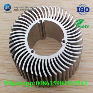 Aluminum Alloy Die Casting Tubular LED Heat Sink Housing pictures & photos