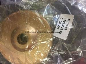 Vacuum Brazed Diamond Grinding Wheel pictures & photos