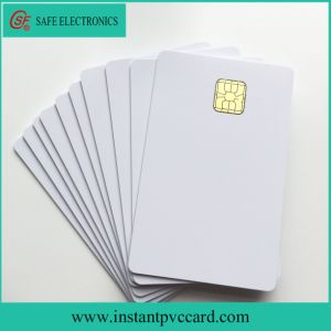 Direct Printing Sle4428 Chip PVC Card pictures & photos