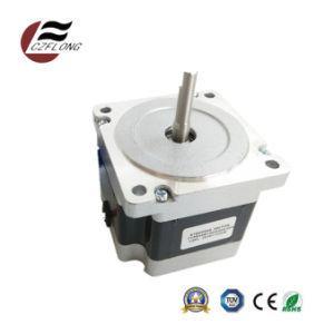 1.8deg NEMA23 Stepping Motor for CNC Sewing & Engraving Printer Machine pictures & photos