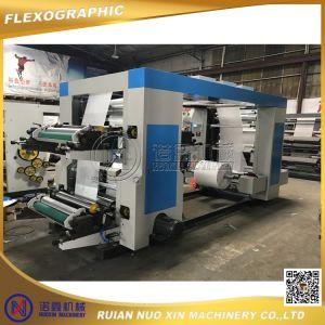 4 Colour Flexo Printer Flexographic Printing Machinery pictures & photos