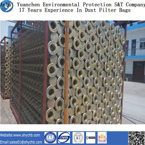 Dust Filter Cage for Supporting Filter Bags pictures & photos
