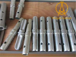 China Galvanized Joint Pin/Connector for Scaffold Frames pictures & photos