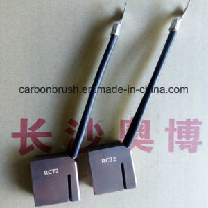 Looking for High Quality Metal Carbon Brush for DC Motors RC72 pictures & photos