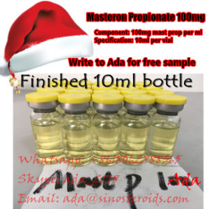 100% Steroids Manufacture Direct Drostanolone Propionate Pre Made Liquids Masteron Prop pictures & photos
