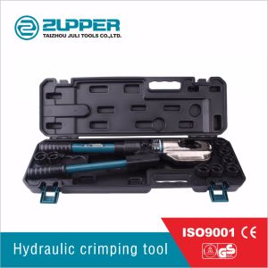 Hydraulic Hand Crimping Tool for Copper, Aluminum Conductors (CYO-510B) pictures & photos