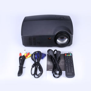 HD LCD Projector with All in One Building (SV-328) pictures & photos