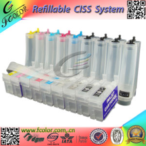 Sc-P600 Continuous Ink Supply System for Epson P600 CISS Ink System for Epson T7601-T7609 pictures & photos