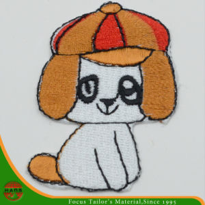 Patch Embroidered Embroidery (E-12) pictures & photos