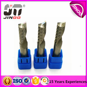 High Precision Single Flute Solid Carbide Acrylic Cutting Tool End Mill pictures & photos