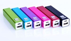 Promotion Gift Power Bank Mobile Charger 1200mAh pictures & photos