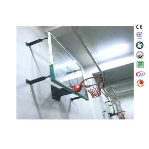 Wall Mounted Safety Tempered Glass Basketball Stand pictures & photos