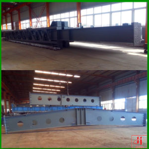 Prefabricated Building Material Fabrication Structure Frame Structural Steel pictures & photos