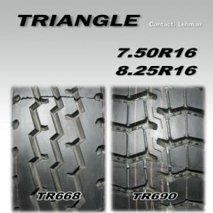 Triangle Light Truck Tires (7.50R16, 8.25R16, 750R16, 825R16) pictures & photos