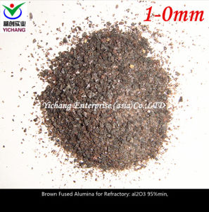 Brown Fused Alumina for Refractory Raw Materials pictures & photos